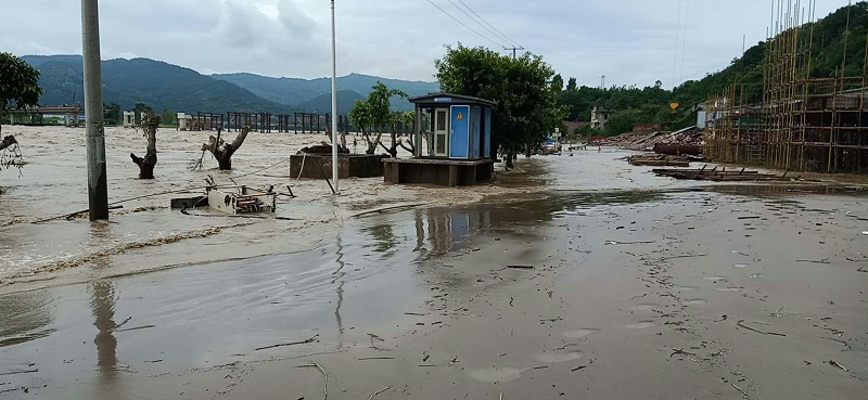 箱式变电站被水淹了怎么办