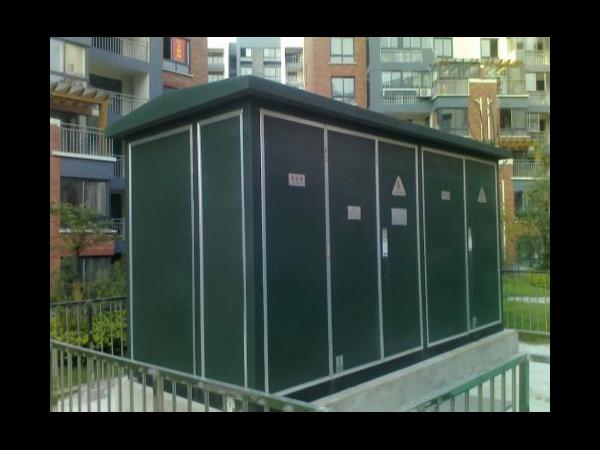 小区内安置箱变距离规范?
