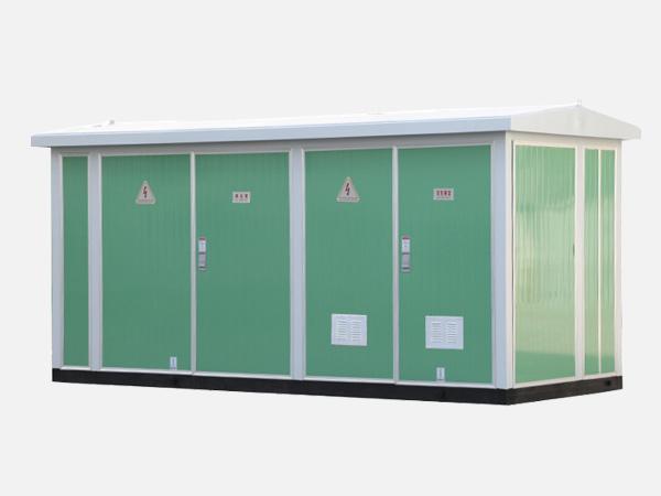 YBM-12-0.4景观式箱式变电站