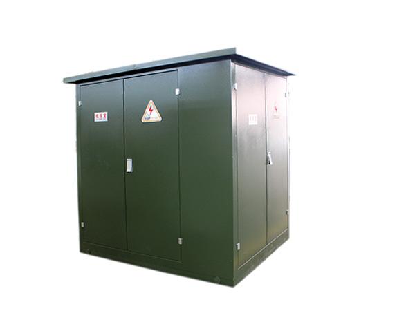 YBM-12-0.4美式箱式变电站